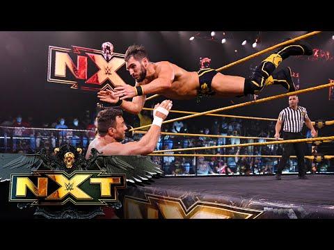 Johnny Gargano vs. LA Knight: WWE NXT, Aug. 31, 2021