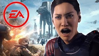 Battlefront 2 SinglePlayer Review!