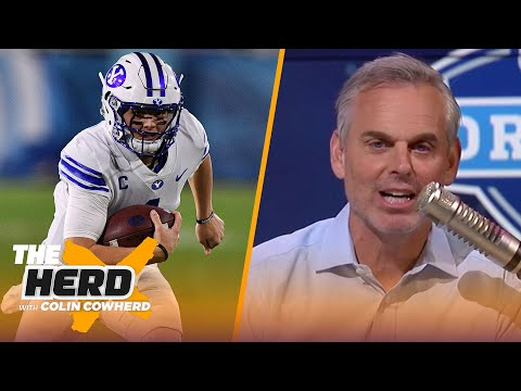 Colin Cowherd reveals his newest Mock Draft with the NFL Draft just 8 days away | NFL | THE HERD