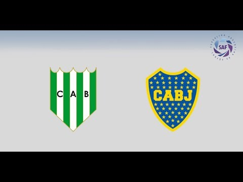 BANFIELD VS BOCA JUNIORS - Fecha 16 - SAF -   - RADIO EN VIVO