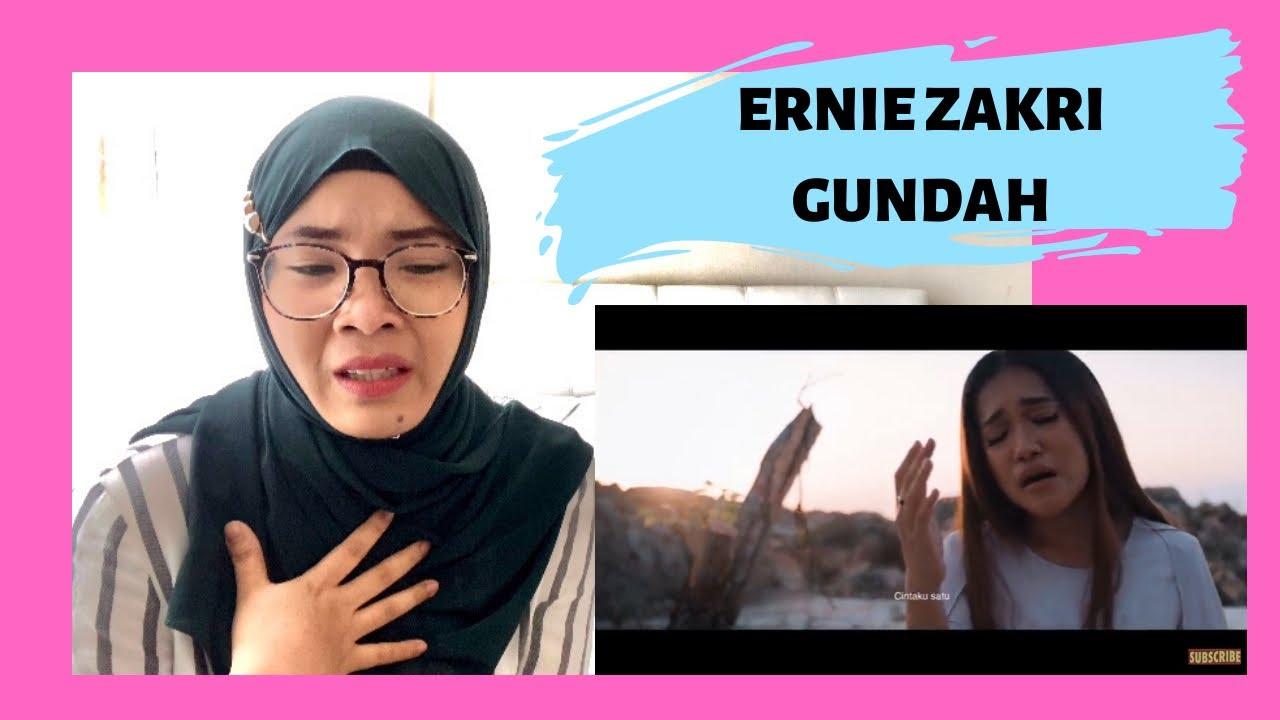Download Ernie Zakri - Gundah [Official Music Video] - (REACTION)