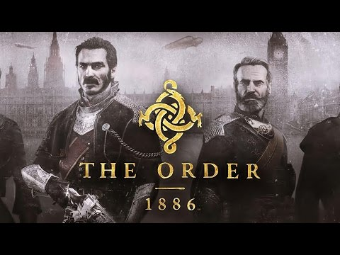 THE ORDER 1886 - Gameplay do Início, Dublado e Legendado em Português PT-BR!