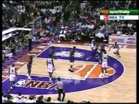 Mitch Richmond: MVP All-Star Game Performance (1995)