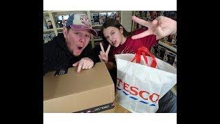 Random Funko Pop Unboxing ( Episode 2 ) - TESCO BUY ONE GET ONE FREE - EMP - DISNEY - UK