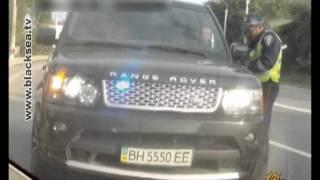 'Хроника происшествий' водителя 'с мигалками' за 04.10.2013