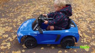 Available at - https://www.outdoortoys.co.uk/catalogsearch/result/?q=hl1818 the first 12v* ride-on audi r8 spyder that we launched last year was a huge hit a...