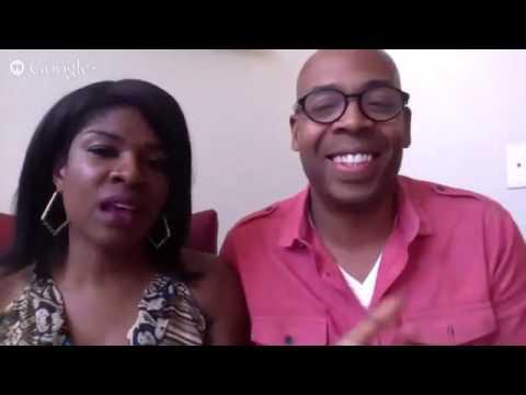 Celi's Hangout! Episode 43: Abundant Life U w Edwina &Kelvin Dickerson