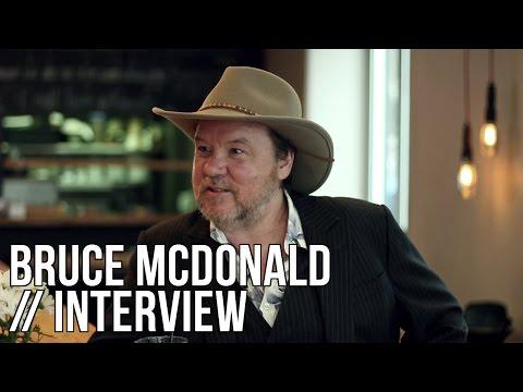 Bruce McDonald Interview, Part 1/3 - The Seventh Art
