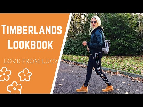 What Clothes To Wear With Timberland Boots For Girls | Love From Lucy