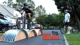 METAL ROLLER OBSTACLE!