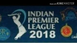IPL 2018 schedule and timetable || #ipl2018 INDIAN PREMIER LEAGUE