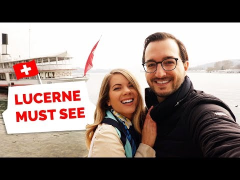 Lucerne, Switzerland | Our Favorite  Places + Explore with us!