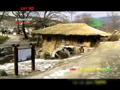 K-ROADTRIP KOREA trails Choi Chi won trails hamyang sangrim 함양 상림 최치원산책로 1