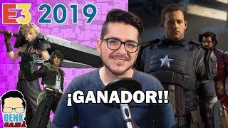 Square Enix GANÓ EL E3 2019: Final Fantasy VII -  AVENGERS EXPLICADO - FF VIII | QN