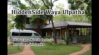 HiddenSide Waya Ulpatha Habarana North Central Province Sri Lanka