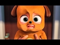 THE BOSS BABY 'Baby Break' Movie Clip + Trailer (2017)