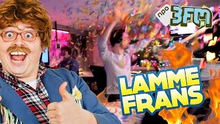LIVE INBREKEN BIJ DOMIEN! #3FM – Lamme Frans #FEEST