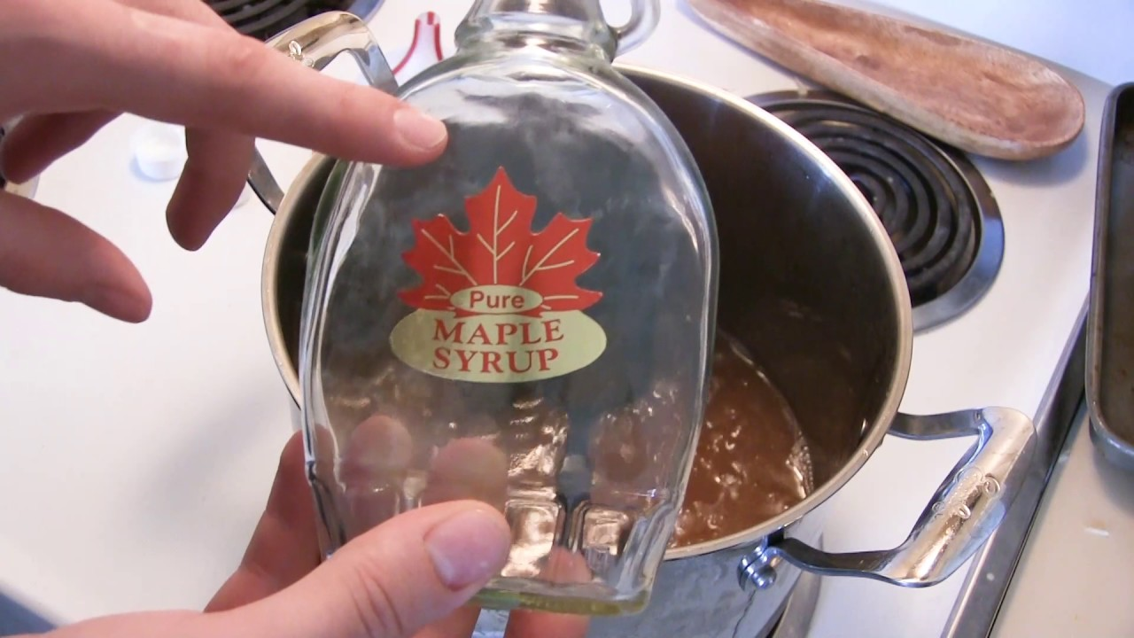 2d51521c62b How to Make Maple Syrup From Start to Finish - YouTube