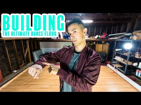 Building The Ultimate Dance Floor | Breaking DIY