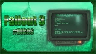 Fallout 3 - Como Hackear Terminais - Dicas!