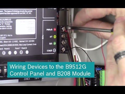 Wiring Diagram Access Control Panel : Bosch access control system wiring diagram somurich.com