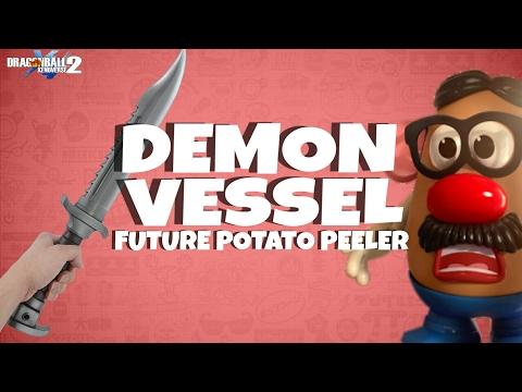 DEMON VESSEL, FUTURE POTATO PEELER