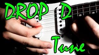 best drop d guitar tuning