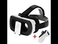 Virtual Reality Glasses Headset Head Mounted 3D Immersive VR Glasses
