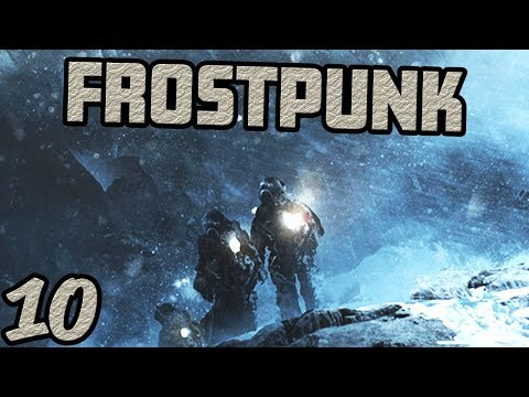 FROSTPUNK FULL GAME GAMEPLAY - Part 10 - Refugees