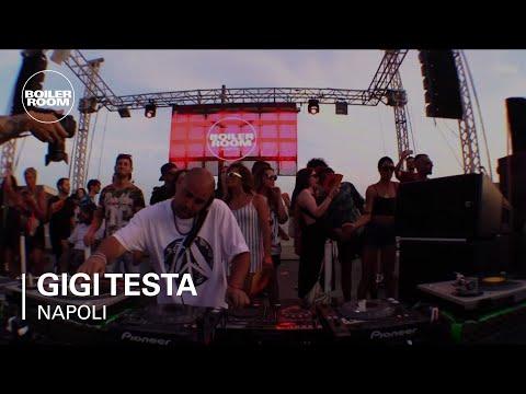 Gigi Testa Boiler Room x NEUHM Napoli DJ...