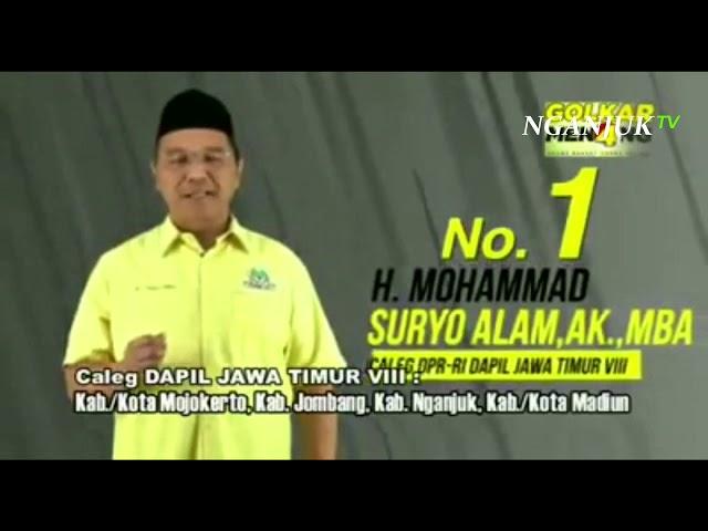 H.Mohammad Suryo Alam, AK.,MBA - Caleg DPR RI Jawa Timur Dapil VIII #suryoalam