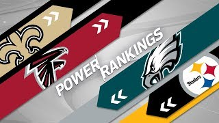 NFL Power Rankings Heading into the Divisional Round! | NFL Highlights