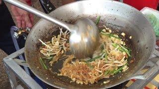 Asian Street Food, Fast Food Street in Asia, Cambodian Street food #248