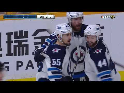 Winnipeg Jets at the Nashville Predators - May 10, 2018 | Game Highlights | NHL 2017/18