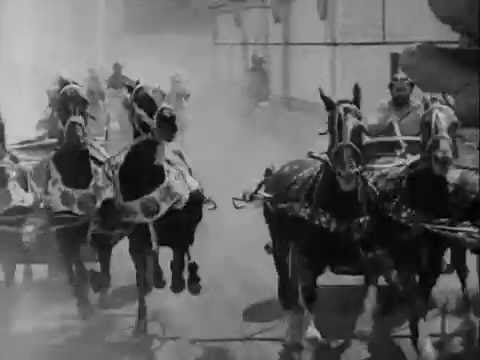 Ben-Hur: A Tale of the Christ (1925) [Chariot race]