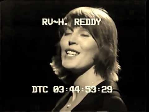 HELEN REDDY LIVE! - THE LAST BLUES SONG - THE QUEEN OF 70s POP