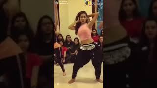 Allu arjun wife dance