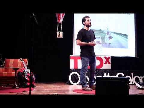 Travelling without spending money | Simon Dabbicco | TEDxCrocettaSalon