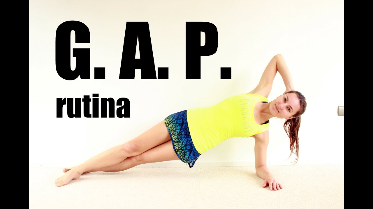 G a p gluteos abdominales piernas matador dia 5 youtube for Abdominales