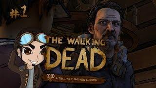 The Walking Dead Let's Play in Italiano - S2 Ch. 3 - #1 : In Harm's Way!