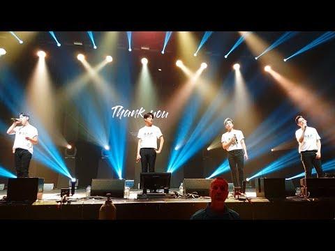 B.A.P Europe Tour 2018 [Düsseldorf] - With You