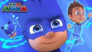 PJ Masks Song CATBOY Sing along with the PJ Masks  HD  Superhero Cartoons for Kids