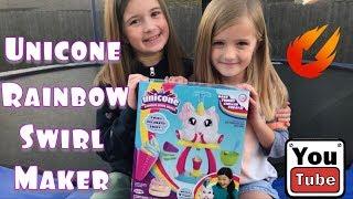 Gambar cover Unicone Rainbow Swirl Maker