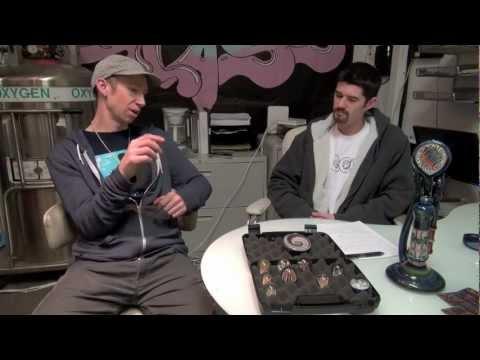 Artist Interview: Eusheen Glass