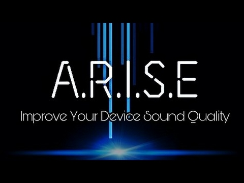 Arise sound system - Deutronomy 2 3 3 + dolby atmos - Installation |  Increase device sound quality by Play TechGear
