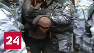 После теракта в метро: полиция ищет корни терроризма на Апраксином дворе