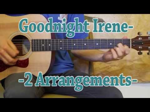 Goodnight Irene - Guitar Lesson