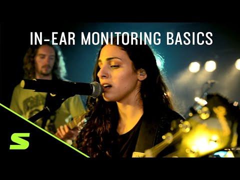 In-Ear Monitoring Basics