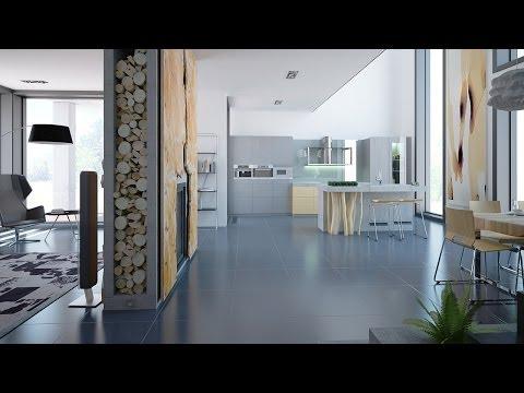 Частный дом. Дизайн в современном стиле. Креативно!