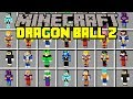 Minecraft DRAGON BALL Z MOD! | GOKU, SUPER SAIYAN, VEGETA, FREEZA, & MORE! | Modded Mini-Game